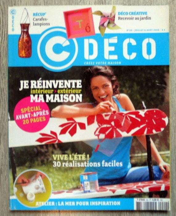 magazine c deco 20 loisirs cr atifs On c deco magazine