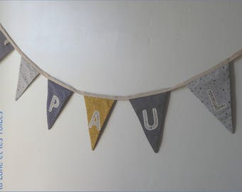 Bunting / / customizable / / birthday gift / / wedding gift / / decor