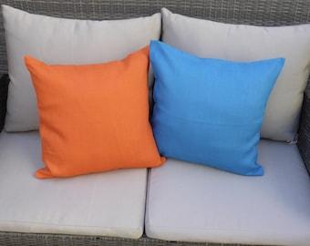 Cushion cover 40 x 40 cm linen