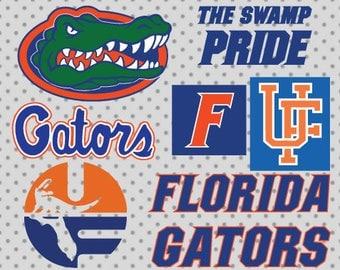 Florida Gators SVG, Gators svg, Gators cricut, Florida Gators cricut, Florida svg, Sport svg, The swamp pride, Swamp svg