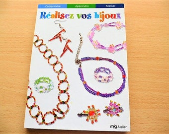 book will make your jewelry activities for children with editions mfg workshop seed beads - understand teach achieve