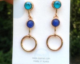 Ipaniel's Lolipop earrings