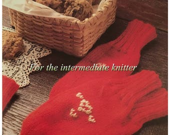 PDF Knit Lover's Mittens And Glittens