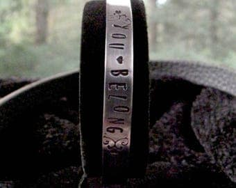 You Belong - bracelet