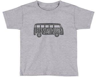 Kids Journey Short Sleeve T-Shirt