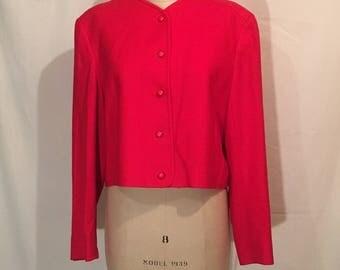 Vintage Pendelton Wool Jacket