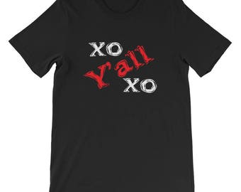XOXO Yall Shirt, Valentines Day Shirt, Valentines Day, Valentines Shirt, Heart Shirt, Valentine Shirt, Love Shirt, Valentines Day Gift
