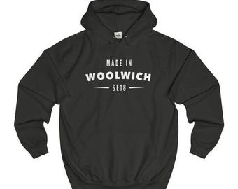 Made In Woolwich T-Shirts/Sweaters/Hoodies