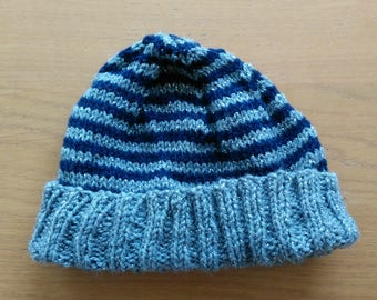 Sparkle Stripe Hat