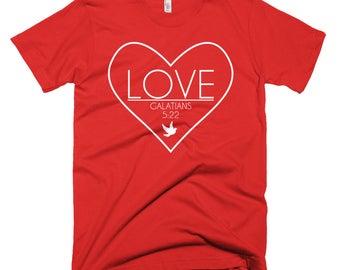 LOVE Short-Sleeve T-Shirt