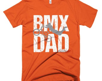 BMX dad 01 Short-Sleeve T-Shirt