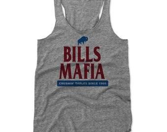 Bills Mafia Women's Tank Top | Sports & Buffalo Bills Themed Apparel | Bills Mafia