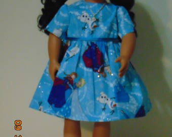 "18"" Doll 3 piece Outfit"