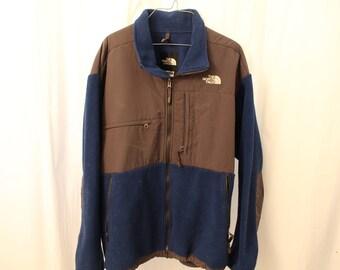 Vintage 90s The North Face Fleece Jacket - XL