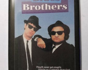 "The Blues Brother Movie Poster John Belushi Dan Akroyd 2""x3"" 2x3 Fridge Magnet Refrigerator Locker Magnet"