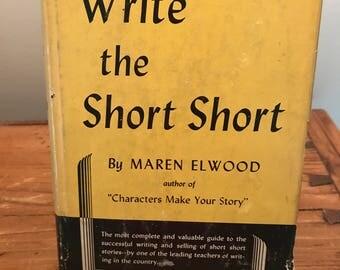 Write the Short Short