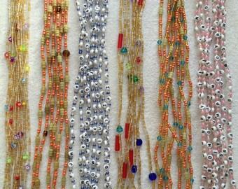 African Waist Beads - Adjustable
