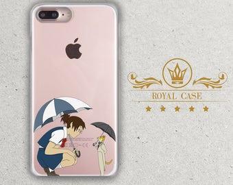 iPhone 7 Plus case, iPhone 8 Case, iPhone 7 case, iPhone 6S Plus Case, iPhone 6S Case, iPhone 8 Plus Case, Studio Ghibli, Cat Returns, u143