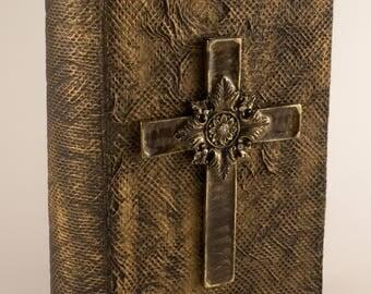 Cross Book Box