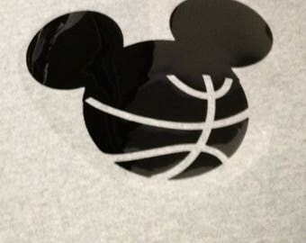 Iron on transfers for Magical Vacations, Iron on Decal, Heat Transfer,  Iron on Vinyl, DIY Iron on Shirts, Group Shirts basketball