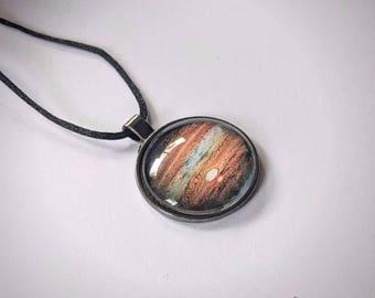 Jupiter Pendant Necklace