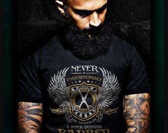 Barber T-Shirt - Barber - barber gifts - barber gift - barber shop - barber shirt - gift for barber
