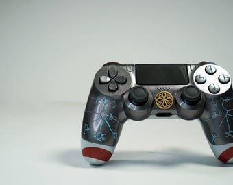 Custom God of War PS4 controller