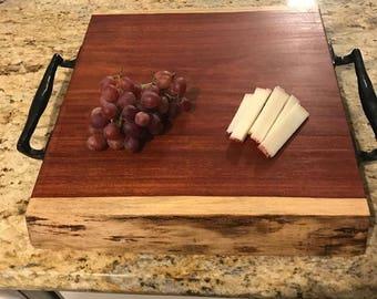 Cutting Board Serving Tray