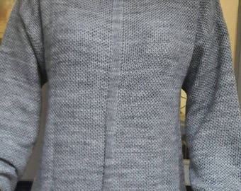 Sweater,women's knitted sweater,   women's pullover,  collection 2018,  made of high quality material.