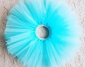 Shimmer and matte extra fluffy tutu age 1 - 3