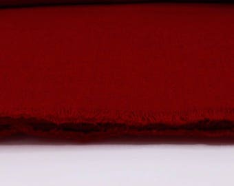 Red Winter Cashmere Pashmina Scarf