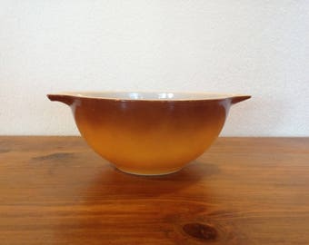 Vintage Pyrex Cinderella Mixing Bowl #442 Old Orchard