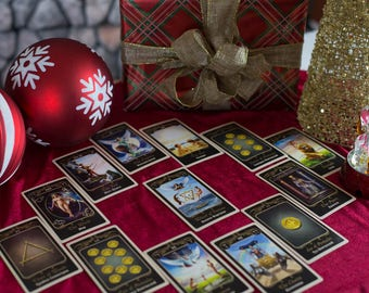 Detailed 2018 NEW YEAR Tarot Reading - Get a Psychic Clairvoyant Spiritual