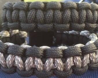 Paracord Cobra Knot Bracelet