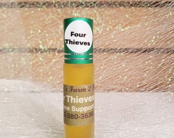 Four Thieves Roll-on and Inhaler