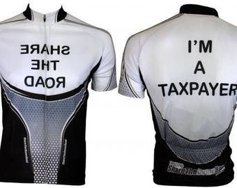 I'M A TAXPAYER Cycling Jersey