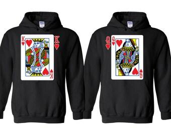 Gf bf hoodies   Etsy