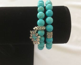 Torqouise Arm Candy
