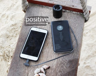 Positive Power Bank by yip&beep
