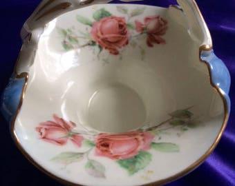 Royal Doulton bone china candy dish vintage