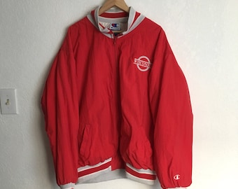 Vintage UW-Madison Jacket • Size XL