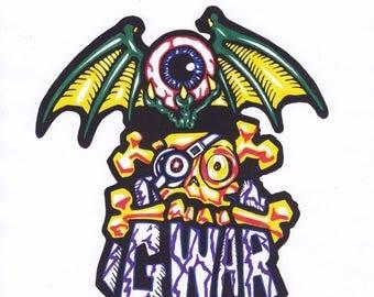 GWAR Fan Art Drawing