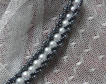 """""""Black Viper"""" bracelet"""