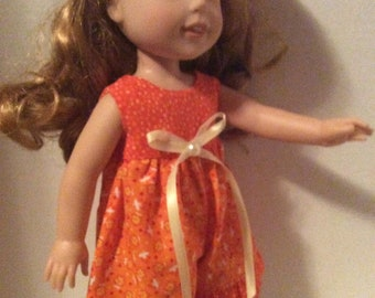 American Girl Wellie Wishers Doll clothes