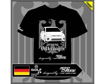 T-shirt Volkswagen Golf R 5-door MK7 (Typ 5G)