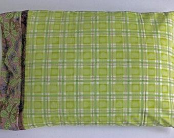 Lavender Buckwheat Travel Pillow - large