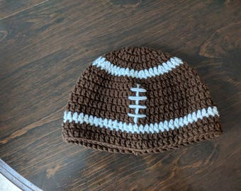 Football Beanie  Teen