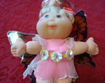 Vintage 1995 cabbage patch fairy/butterfly