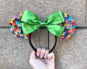 Colorful Minnie Ears