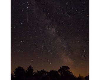 Milky Way Photo Print